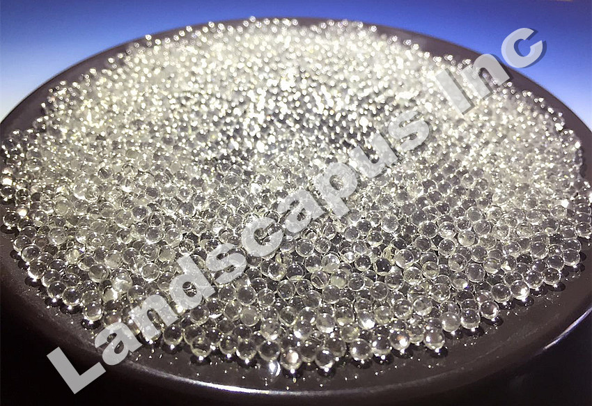 Peroxide Coated Glass Beads
