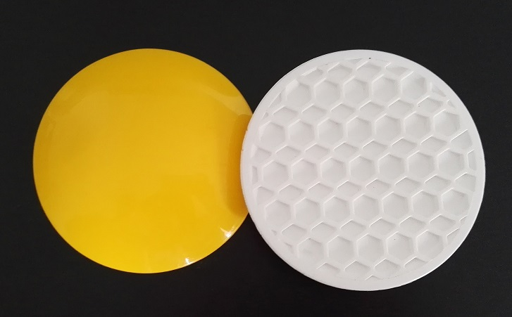 Round Plastic Road Markers